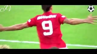 Zlatan Ibrahimović ● Amazing Skils Goals ● 2016/17