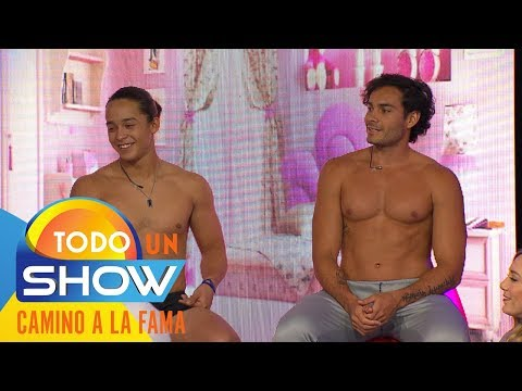 Xxx Mp4 ¿Cómo Saciaban Su Deseo Sexual Encerrados En Exatlón Todo Un Show 3gp Sex
