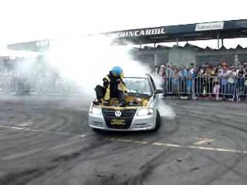 ECL SHOW CARS MANOBRAS RADICAIS