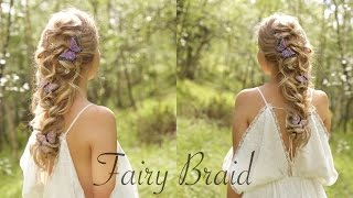 Fairy Braid | Summer Hairstyle