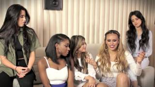 "Fifth Harmony: ""I didn't make eye contact with my guy in the 'Worth It' video. He was so hot!"""