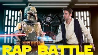 Star Wars Rap Battles Ep.3 - Boba Fett vs Han Solo