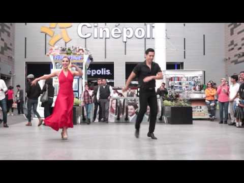 Dirty Dancing The Time of my Life Flashmob Paseo Acoxpa