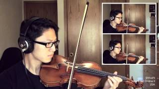 Sword Art Online II - Shirushi [Violin Cover]