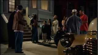 La Mission Movie Lowrider Oldie Cruise Scene - Stop Look Listen (To Your Heart) The Stylistics - HD