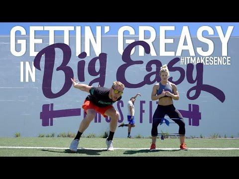 Brooke Ence - Gettin' Greasy in Big Easy