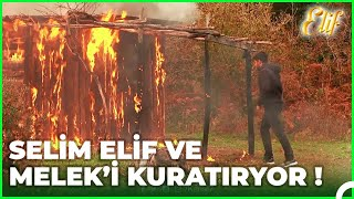 Selim, Elif ve Melek