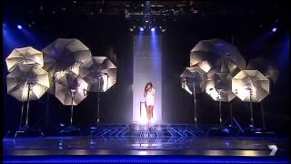 Samantha Jade - Take a Bow - XFactor Australia Final 2nd Song