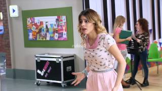 Violetta 3 Violetta and Leon go crazy Ep.55 English Subtitles