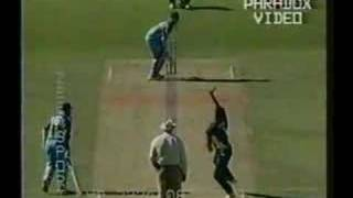Wasim Akram : The Greatest bowler of all time. Pakistan