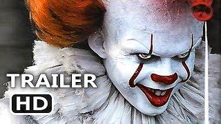 ІT Official Trailer # 3 TEASER (2017) Clown, Horror Movie HD