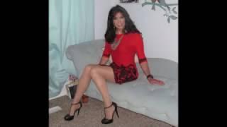 Heidi, Red Dress