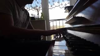 The Last Leaf Falls - For First Love (Piano Cover)