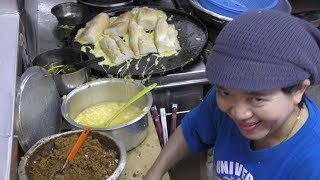 Great Singapore Street Food in Haig Road Hawker Centre