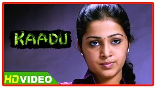 Kaadu Tamil Movie Scenes HD | Vidharth flirts with Samskruthy | Thambi Ramaiah