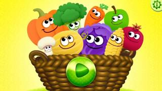 Funny Food Games for Toddlers