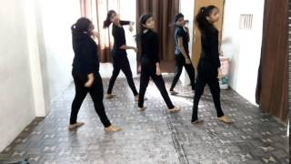 Desi look & Manali Song.. ( Class Choreography)