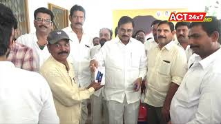 Adala Prabhakar Reddy Conducts Booth Committee Meeting & Training Classes in Nellore|| ACT24X7HDNEWS