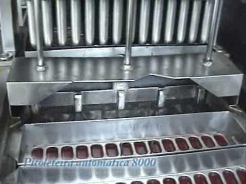 Picoléteira Automatica