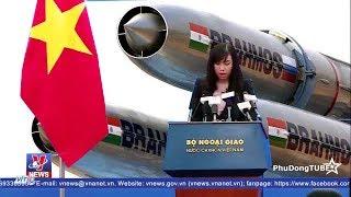Việt Nam khẳng định mua tên lửa BrahMos của Ấn Độ là để tự vệ