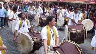 Morya...Dhol...Pathak...Ganesh Gallii 2013...