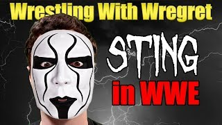 Sting in WWE | Wrestling With Wregret
