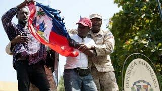 La crisis migratoria en República Dominicana