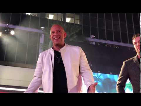 xXx: The Return of Xander Cage Premiere