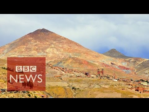 Xxx Mp4 39 The Mountain That Eats Men 39 In Bolivia BBC News 3gp Sex