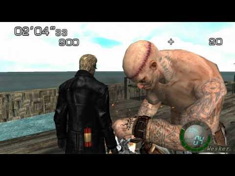 Resident Evil 4 Mod Arkham Patient