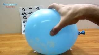5 AWESOME BALLOON TRICKS!!!٥ حِيل مذهلة بإستخدام البالونات