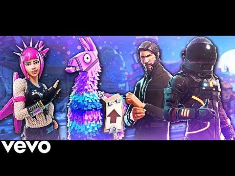 RiceGum - Fortnite N Chill (Official Music Video) (Fortnite Rap)