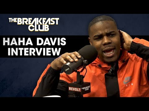 Haha Davis Wants Zero Problems With The Breakfast Club Talks Music Comedy More
