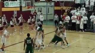 St. Vincent-St. Mary Boys Basketball 2010