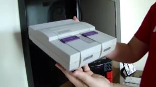 Super Nintendo (Unboxing)