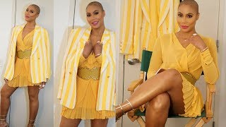 TAMAR BRAXTON makes a HUGE ANNOUNCEMENT about her NEW TV SHOW with STEVE HARVEY 2018
