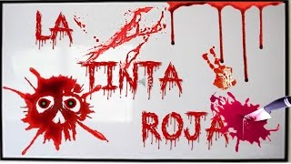 LA TINTA ROJA, RED INK