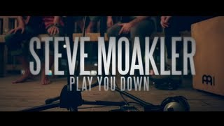 """Steve Moakler - """"Play You Down"""" acoustic one-take"""