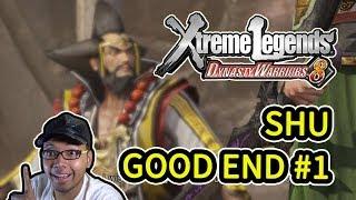 Dynasty Warriors 8 Shu Good Ending (1) - Cara Menyelamatkan Pang Tong!
