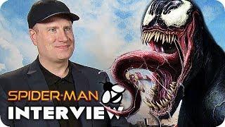 SPIDER-MAN: HOMECOMING Interview: Venom, Spider-Verse & Gadgets (2017)
