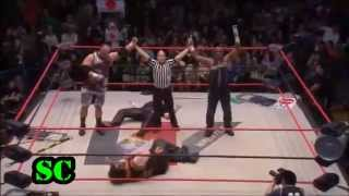 TNA Bound For Glory 2014 Highlights [HD]