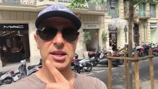 Maz travels to Spain! | Maz Jobrani