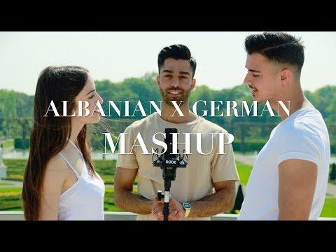 ALBANIAN X GERMAN - MASHUP 13 Songs | Ti Amo | Andiamo | Bonbon | Magisch | Kriminell |