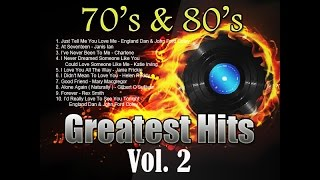 GREATEST HITS of the 70's & 80's Vol.2