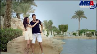 شوف احمد فهمي في شهر العسل مع زوجته الثانيه