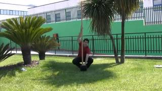 Appearing Pole Bamboo Effect Magic Trick - Magic Nevin Product Promo