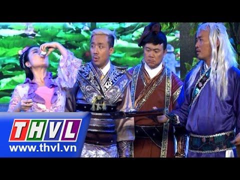 THVL Danh hài đất Việt Tập 27 Huyết chiến Tụ Hiền Trang Trấn Thành Chí Tài Lê Khánh