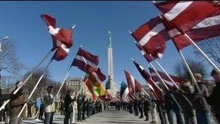 Lettland: Umstrittener Gedenkmarsch für Waffen-SS