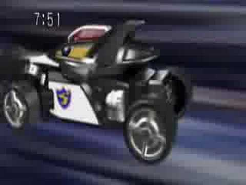 Power Rangers RPM Megazords Transformation Sequence update