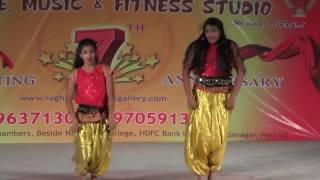 BAHA KILIKI BY RDS GIRLS IN 7TH ANNIVERSARY